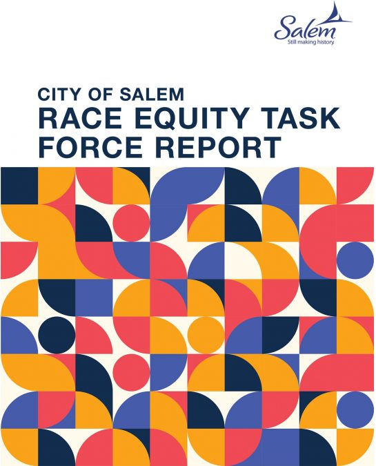 Race Equity Task Force Report